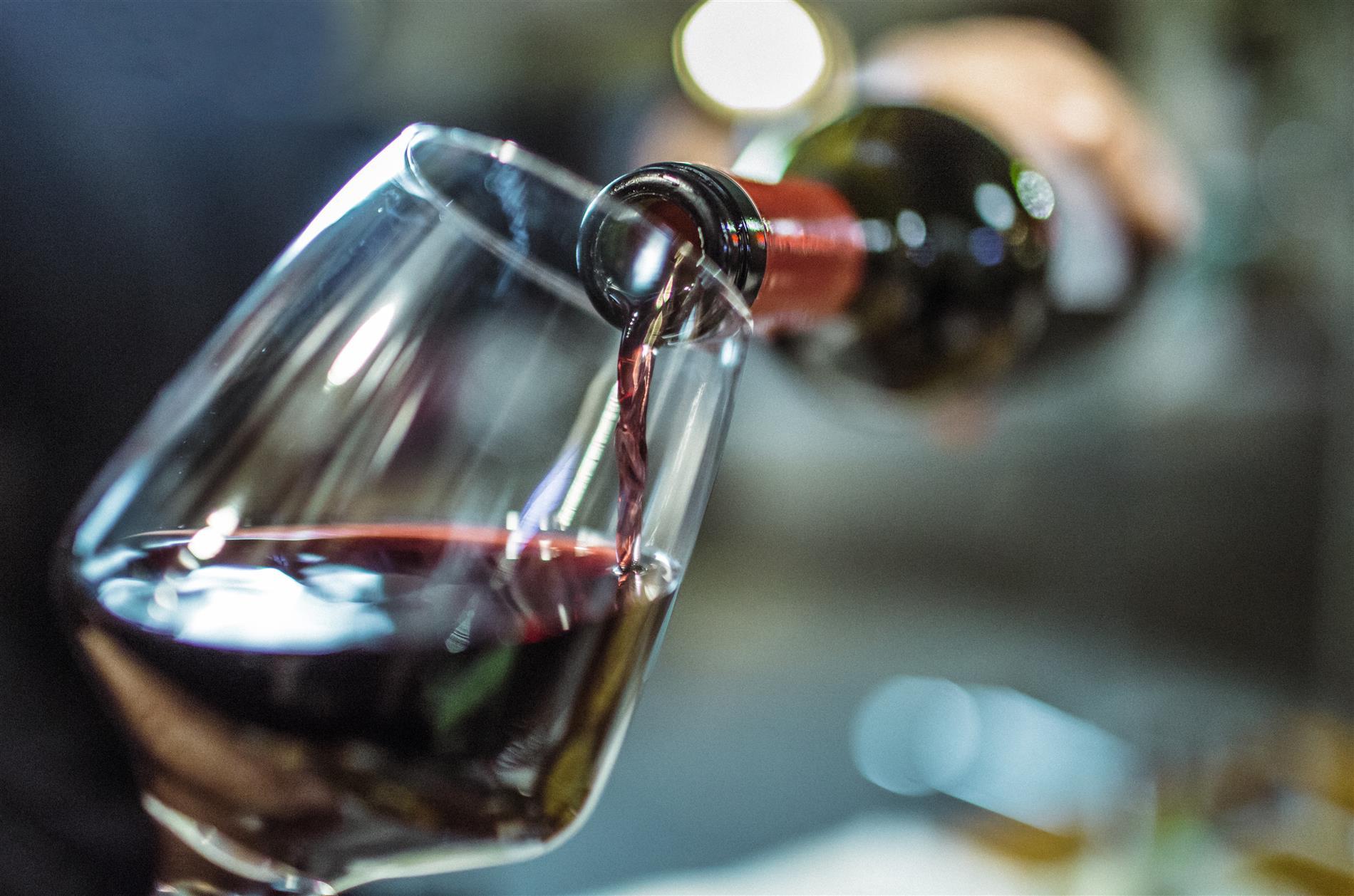 täglich ein Glas Rotwein?